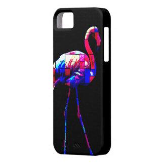 Neon Flamingo iPhone 5 Covers