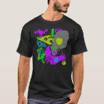 Neon Gasmask T-Shirt