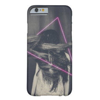 Neon Girl Barely There iPhone 6 Case