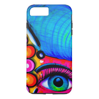 Neon Grafitti iPhone 8 Plus/7 Plus Case