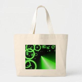 Neon Green Bag