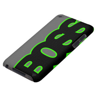 Neon Green BOSS iPod Touch Cases