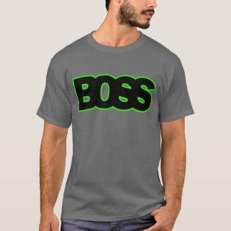 Neon Green BOSS T-Shirt