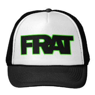Neon Green Mesh Hats