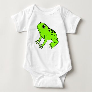 Neon Green Frog Shirts