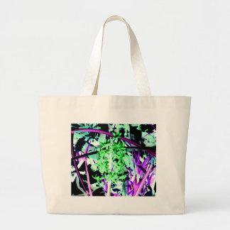 Neon Green Hyacinth Bag