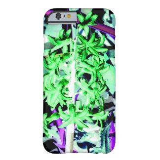 Neon Green Hyacinth iPhone 6 Case