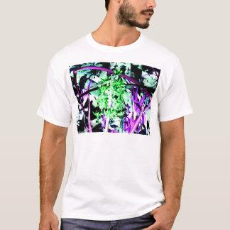 Neon Green Hyacinth T-Shirt