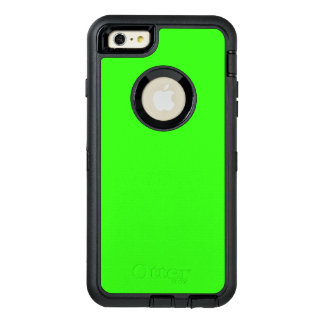 Neon Green Otterbox Defender iPhone 6/6s PLUS Case