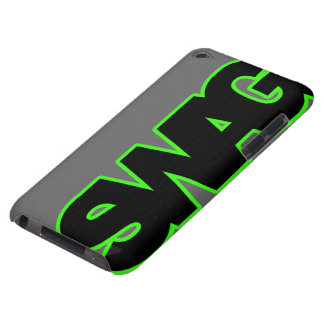 Neon Green SWAG iPod Case-Mate Cases