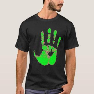 Neon Handprint T-Shirt