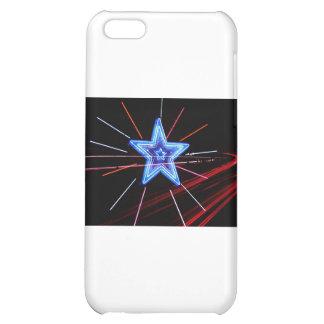 Neon Highway Star Case For iPhone 5C