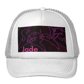 Neon Jade Hat