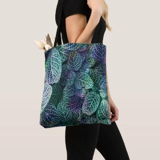 Neon Jungle Tote Bag
