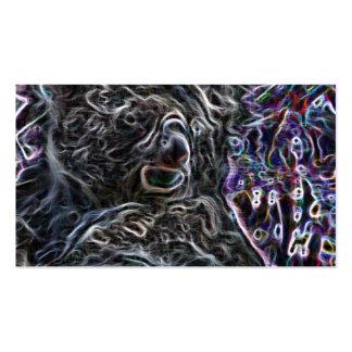 Neon Koala 2 Business Card Templates