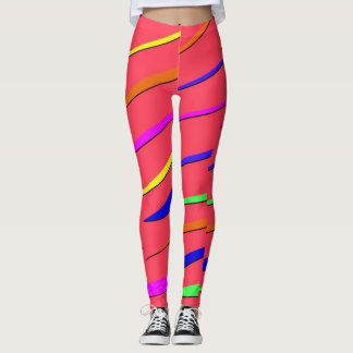 Neon Leggings