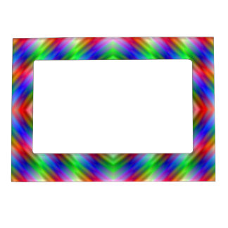 Neon Lines 5x7 Magnetic Frame