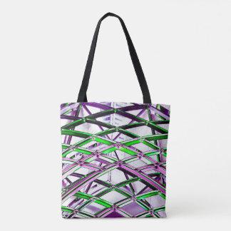 Neon Lines Ludi Barrs Original Designs! Tote Bag