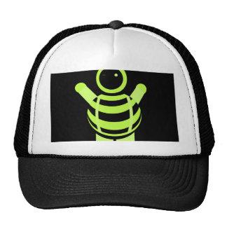 Neon man cap