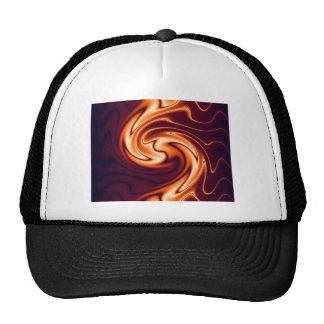 Neon Marbling Hat