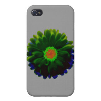 Neon Marigold  Cover For iPhone 4