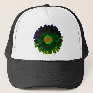 Neon Marigold Hat