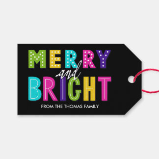 Neon Merry and Bright
