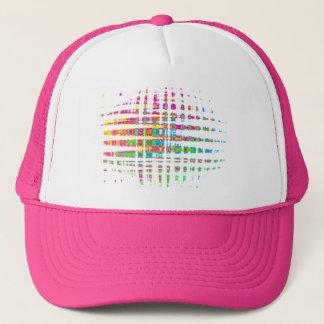 Neon Mesh Trucker Hat