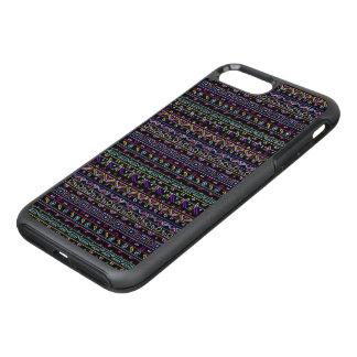 Neon Mosaic OtterBox Symmetry iPhone 8 Plus/7 Plus Case