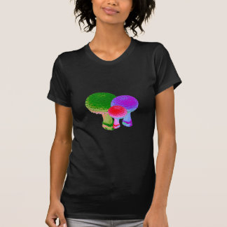 neon mushrooms T-Shirt