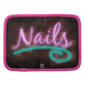 Neon Nails Sign Planner