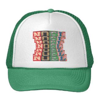 NEON NOEL HAT