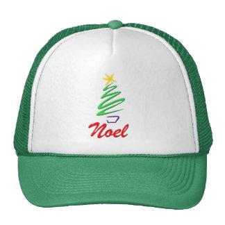 Neon Noel Xmas Tree Cap