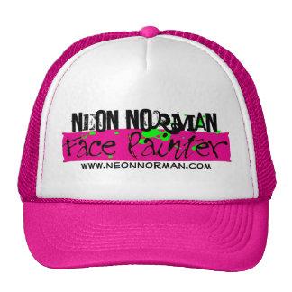 Neon Norman 1 Trucker Hat