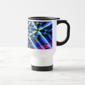 Neon Nuclear Rods Mug