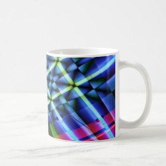 Neon Nuclear Rods Coffee Mug