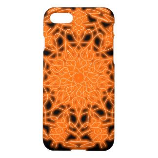 Neon Orange Nights ~ iPhone 8/7 Case