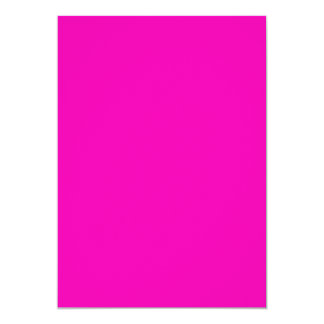 Neon Pink Personalized Announcements