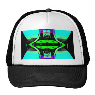 Neon Pop Art Designs CricketDiane Cap