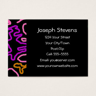 Neon ~ Professional Business Card