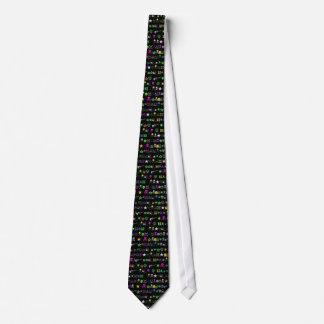 Neon Punk Tie