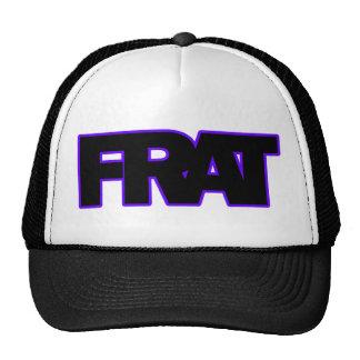Neon Purple Hats