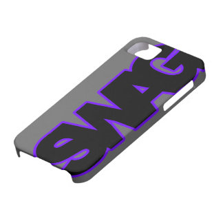 Neon Purple SWAG Case For The iPhone 5