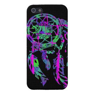 Neon Retro Dreamcatcher Iphone Case iPhone 5 Case