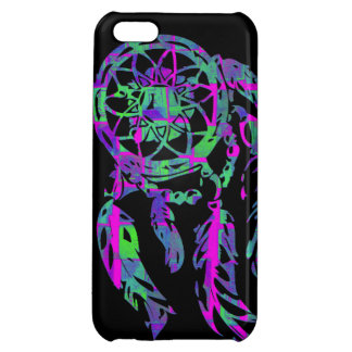 Neon Retro Dreamcatcher Iphone Case iPhone 5C Cases