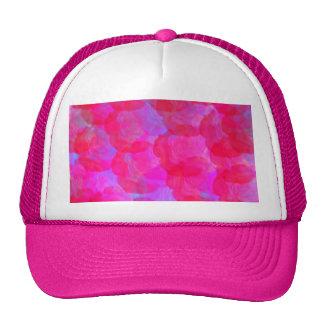 Neon Roses Hat