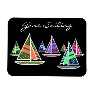 Neon Sails Premium Magnet