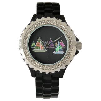 Neon Sails Wrist Watches