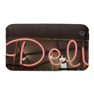 Neon Sign iPhone 3 Case-Mate Case