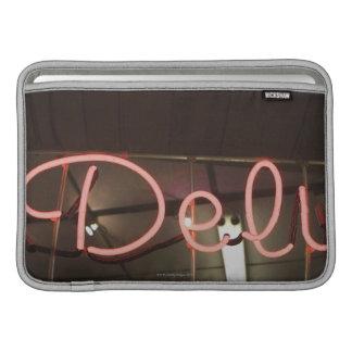 Neon Sign MacBook Sleeve